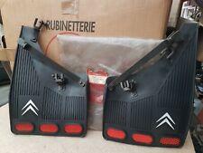 Citroen BX Mudflaps PAIR ZC9867661U NEW GENUINE