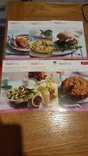 6 Waitrose recipe cards - all April 2013