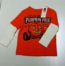 New Gap Orange Long Sleeve for baby Boys (12-18 months )