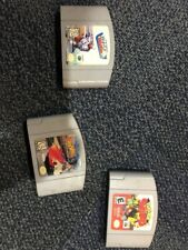 Nitendo 64 Lot Of 3 Games (POKEMON SNAP,WAYNE GRETZKY 3D Hockey 98, HOT WHEELS )