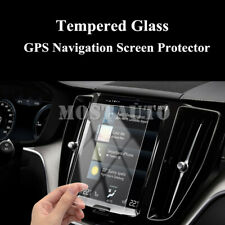 For Volvo S90 V90 XC90 Tempered Glass GPS Navigation Screen Protector 2016-2020