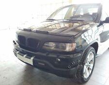 BMW X5 E53 BRA MASK 99 00 01 02 03 Custom Bra Car Hood / Bonnet Mask
