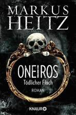 MARKUS HEITZ Oneiros - Tödlicher Fluch FANTASY ***NEU & KEIN PORTO***