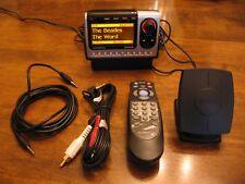 Sirius AudioVox PNP3 Active Lifetime Radio w/ Home Kit