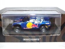 Minichamps VW Race Touareg presentación Essen Motor Show 2004 Rally Dakar