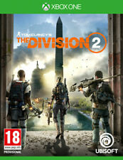 Tom Clancy's The Division 2 (Xbox One)  BRAND NEW AND SEALED - QUICK DISPATCH