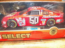 "1998 REVELL COLLECTION ""BUDWEISER"" #50 Diecast Car 1:24 In Original Box"