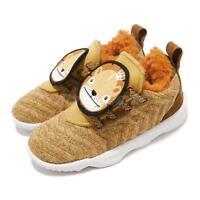 Nike LeBron XVI LB TD 16 James Lion Wheat Gold Toddler Infant Shoes AT5709-700