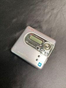 Sony Walkman MZ-NH600D Hi-MD MiniDisc MD Player