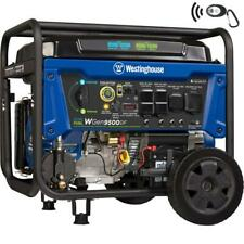 Westinghouse WGen9500DF 12,500-W Portable Dual Fuel Generator with Remote Start