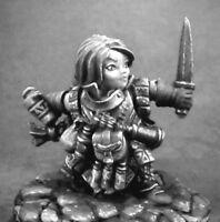 AMERTRINE EARTHLYTE - PATHFINDER REAPER miniature jdr rpg d&d 01611 hobbit OOP