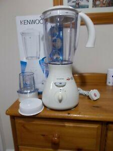 NEW KENWOOD BL440 1.5 L BLENDER / GRINDER