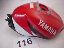 Used 2006 Yamaha YZF600 R6 Gas Fuel Tank Red Black White WT116
