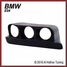 BMW E24 630CSi 633CSi 635CSi M6 77-89 Gauge Console pod