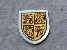 THE COATS OF ARMS OF THE GREAT MONARCHS OF HISTORY INGOT LLEWELYN FRANKLIN MINT