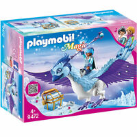 PLAYMOBIL 9472 Magic Winter Phoenix with Jewellery Case