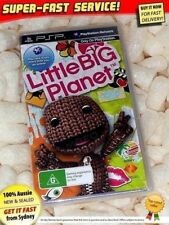 Little Big Planet (Sony PSP) ✓NEW ✓RARE ✓OZI Game: PlayStation Portable console