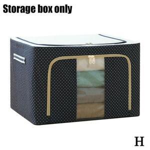 Oxford Cloth Steel Frame Storage Box .
