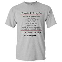 Basically a Surgeon - Funny Surgery Doctor Quotes T Shirt