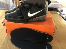 Nike Romaleos 2 Weightlifting Trainers. New Boxed Uk 12