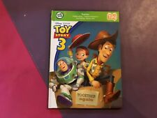 LeapFrog Tag Pen LeapReader book — Disney Pixar's TOY STORY 3: TOGETHER AGAIN