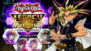 YU-GI-OH! LEGACY OF THE DUELIST: LINK EVOLUTION Steam