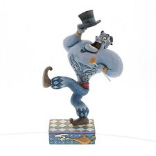 Disney - JIM SHORE ALADDIN GENIE FIGURINE - Born Showman