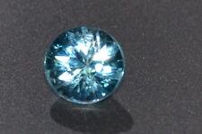 Beautiful 1.15cts VVS Round Cut Natural Cambodian Zircon Gemstone