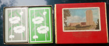 vintage Playing Cards from The Fargo Forum newspaper in North Dakota ND