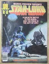 Marvel Preview #14 (Spring 1978) Starlord VG 4.0...Jim Starlin painted cover!