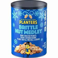 Planters Winter Edition Brittle Nut Medley (Best Before May 2021) (19.25oz)
