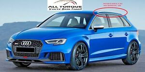 For Audi A3 S3 RS3 2013 2014 2015 2016 2017 Roof Rails Rack Bars Sportback 8V