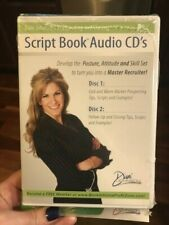 "Dani Johnson 2 CD Set ""Script Book Audio CD's"" & Script book"