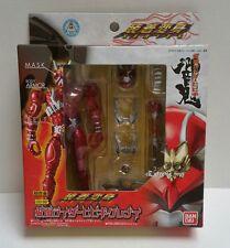 Masked Kamen Rider Hibiki Kurenai Souchaku Henshin Series GD-88 Figure BANDAI