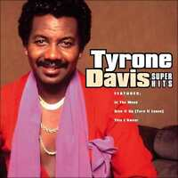 TYRONE DAVIS : SUPER HITS (Remastered) (CD) sealed