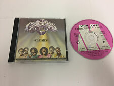 COMMODORES CLASSICS CD RARE MOTOWN PINK LABEL MMTCD 1881