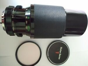 Vivitar Series 1 70-210mm f/3.5 Manual Focus Zoom Lens For Canon FD