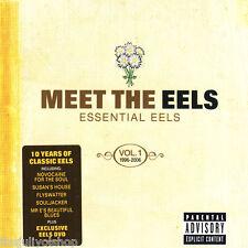CD Y DVD THE EELS ...MEET THE EELS ESSENTIAL EELS...VOL 1 1996 2006....para fans
