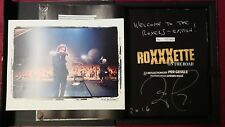 Signed Book Roxette RoXXXette On The Road The Roxers Edition Per Gessle Roos