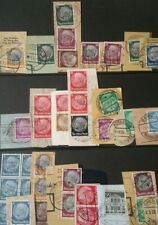 Germany  Third Reich  Selection on piece 1933 / 45 RF/1355_CA Please see Scan
