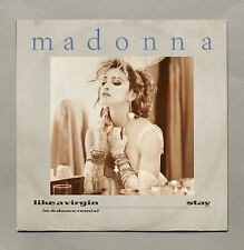 "Madonna - Like A Virgin - UK 12"" Vinyl Single - W9210T"