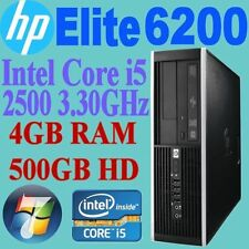 Intel Core i5 2nd Gen. 500GB Desktop & All-In-One PCs