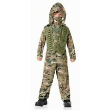 Desert Commander Costume Cosplay Halloween Boys Xl (14-16)