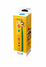 Genuine Nintendo Wii U Remote Plus Bowser Remote - In Retail Box - New-Other