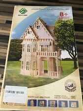 3D House Jigsaw Puzzle Model Kit - GOTHIC HOUSE
