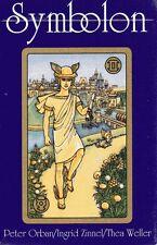SYMBOLON - Pocket Tarot-Kartenset - Peter Orban / Ingrid Zinnel / Thea Weller