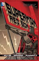 Superman Red Son Deluxe GN Russian Man of Steel Mark Millar Dave Johnson New NM