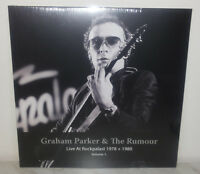 2 LP GRAHAM PARKER - LIVE AT ROCKPALAST 1978 + 1980 VOL 1 - NUOVO NEW