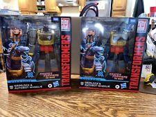 Transformers Studios Series 86-06 2021  Grimlock & Autobot Wheelie New In Hand