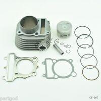 Cylinder Piston Ring Gasket Clip Pin Kit for Suzuki LT80 LT 80 1987-2006 ATV CY4